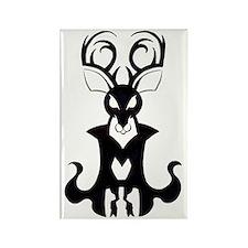 Goblin_King_Gob_Rubezahl copy Rectangle Magnet