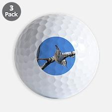 11x11_pillow Golf Ball