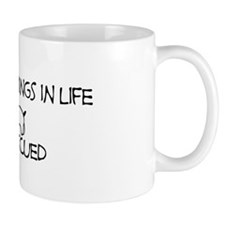 The Best Things In Life Are Rescued Mug
