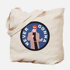Rickroll Tote Bag