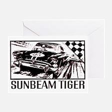 Sunbm Tgr Greeting Card