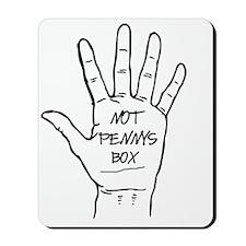 box Mousepad