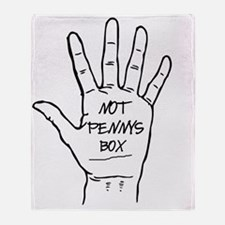 box Throw Blanket