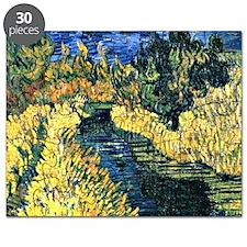 Van Gogh - The Little Stream Puzzle