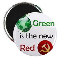 greennewredshirt Magnet