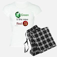 greennewredshirt Pajamas