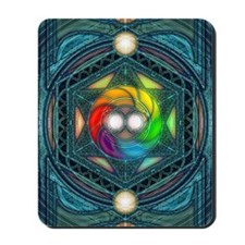 Reconcilliation-Mandala Mousepad