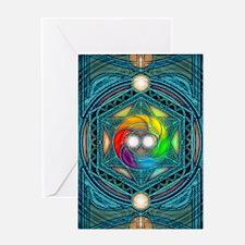 Reconcilliation-Mandala Greeting Card