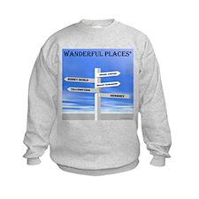 U.S. Attractions Sweatshirt