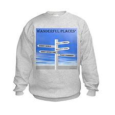 Kids' Entertainment Sweatshirt
