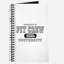 Pit Crew University Journal