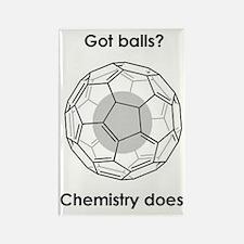 gotballs1 Rectangle Magnet