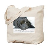 Newfoundland Regular Canvas Tote Bag