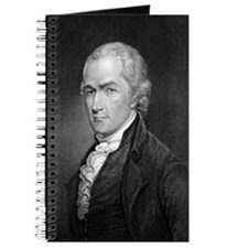 Alexander Hamilton by E Prudhomme after Ar Journal