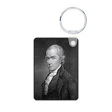 Alexander Hamilton by E Pr Keychains