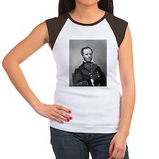 William Tecumseh Sherma Women's Cap Sleeve T-Shirt