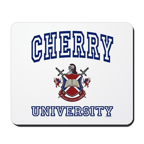 CHERRY University Mousepad