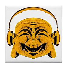 DJ HOTEI Tile Coaster