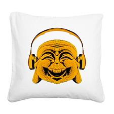 DJ HOTEI Square Canvas Pillow