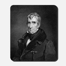Majr Genl William Henry Harrison by RW D Mousepad