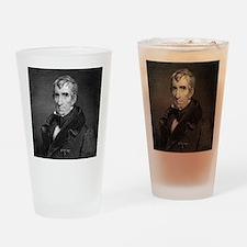 Majr Genl William Henry Harrison by Drinking Glass