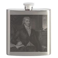 Robert Livingston by E McKenzie after J Van Flask