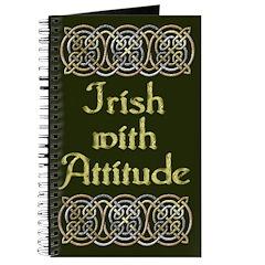 Irish With Attitude Journal