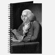 Benjamin Franklin by TB Welch after Martin Journal