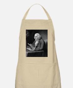 Benjamin Franklin by TB Welch after Martin Apron