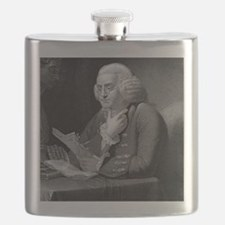 Benjamin Franklin by TB Welch after Martin Flask