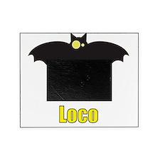 Guano Loco Bat Picture Frame
