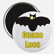 Guano Loco Bat Magnet