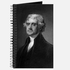 Thomas Jefferson by HB Hall after G Stuart Journal