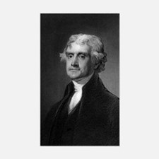 Thomas Jefferson by HB Hall af Decal