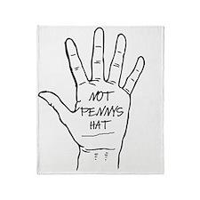 hat Throw Blanket