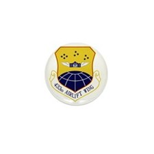 433rd Airlift Wing Mini Button