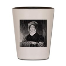 First Lady Madison by JFE Prudhomme aft Shot Glass