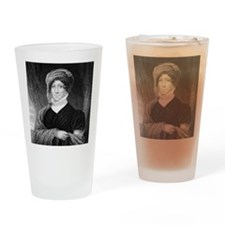First Lady Madison by JFE Prudhomme Drinking Glass