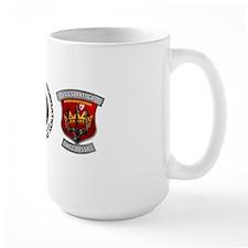USSsaratoga1mug Mug
