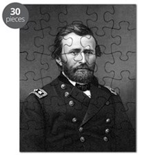 US Grant by R Whitechurch after M Brady Puzzle