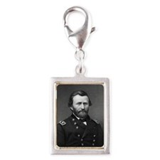 US Grant by R Whitechurch af Silver Portrait Charm