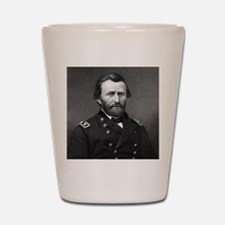 US Grant by R Whitechurch after M Brady Shot Glass