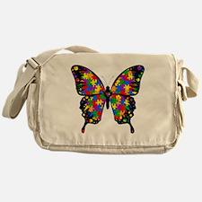 autismbutterfly Messenger Bag