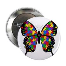 """autismbutterfly 2.25"""" Button"""