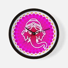 Ganesh to refresh! Wall Clock