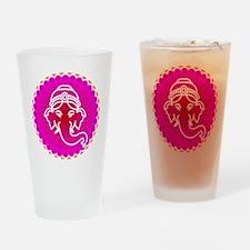 Ganesh to refresh! Drinking Glass