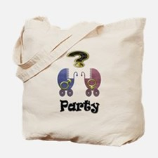 Gender reveal party Tote Bag