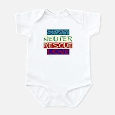 SNRL Infant Bodysuit