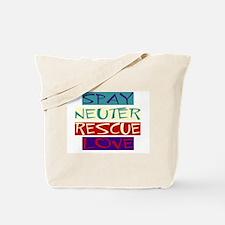 SNRL Tote Bag