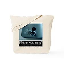 hand-washing-humor-infection-lg3 Tote Bag